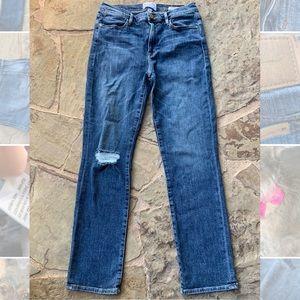 Frame jeans Le High Straight 30